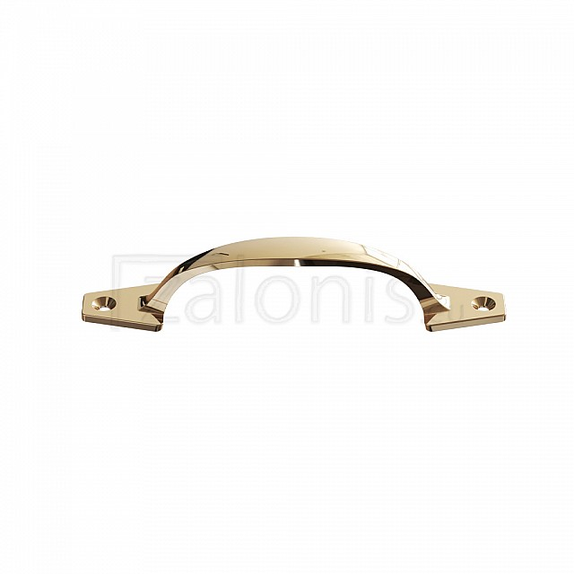 HANDLE WITH EXTERNAL SCREWS 115 / GOLD